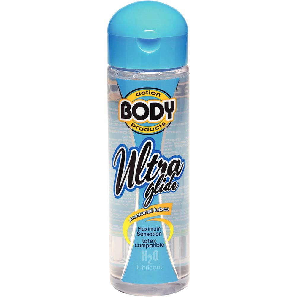 Body Action Ultra Light Waterbased 2.3 Oz - View #1