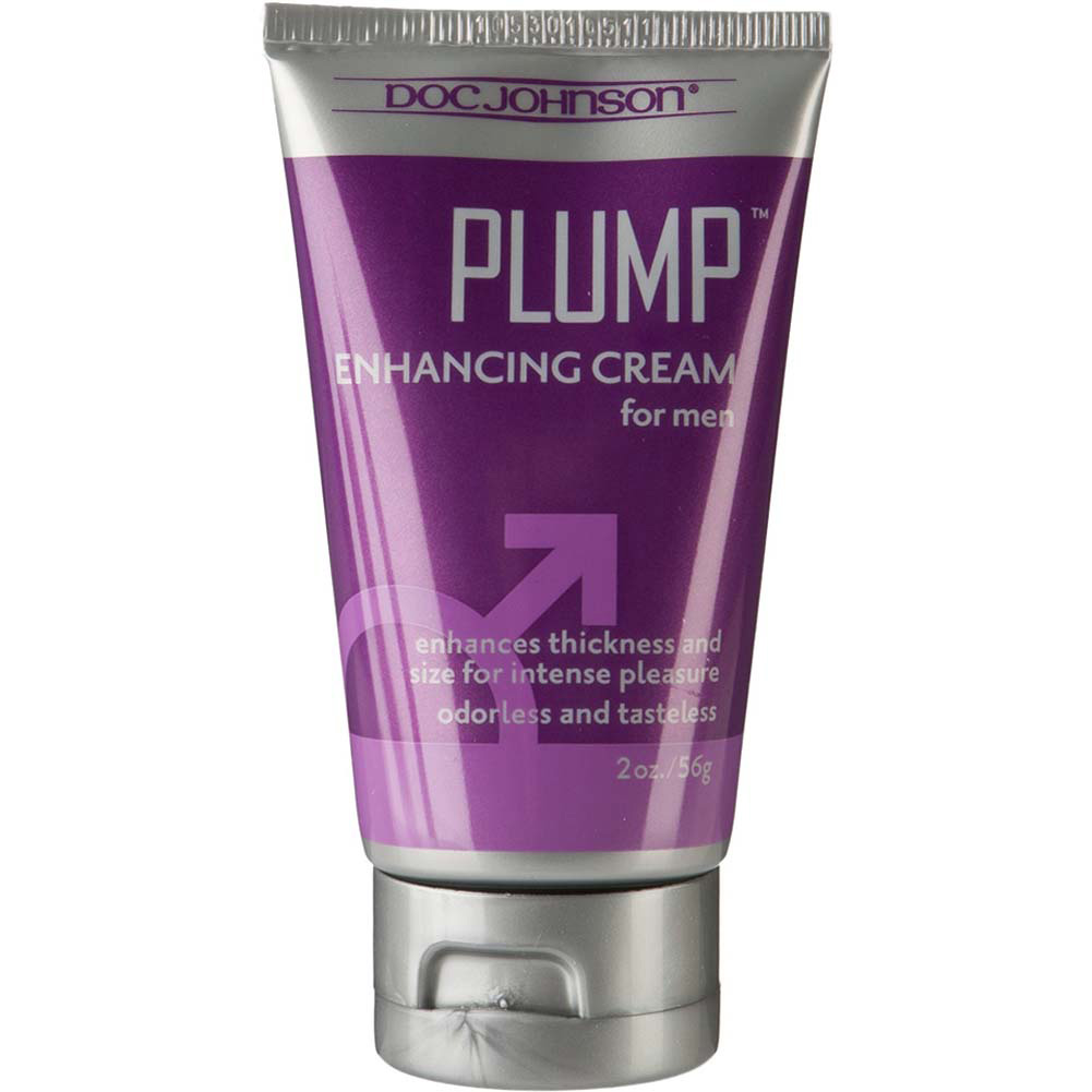 Doc Johnson Plump Enhancement Cream for Men 2 Oz 56 G Tube - View #2