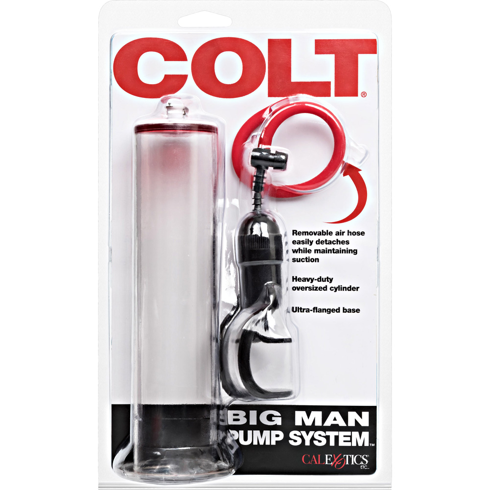 "COLT Big Man Pump System 11.5"" by 3"" Clear - View #3"