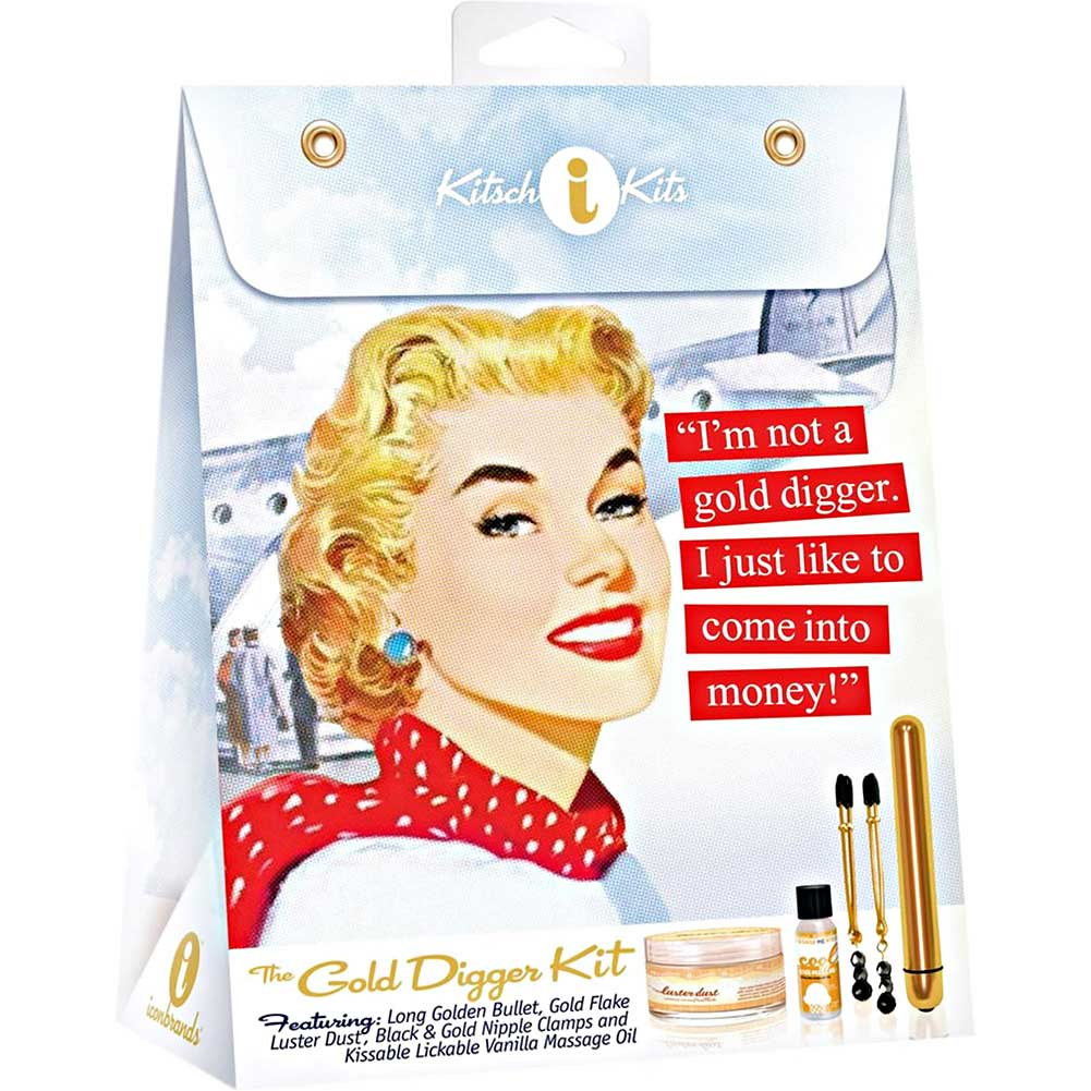 Kitsch Kits the Gold Digger Kit by Icon Brands - View #1