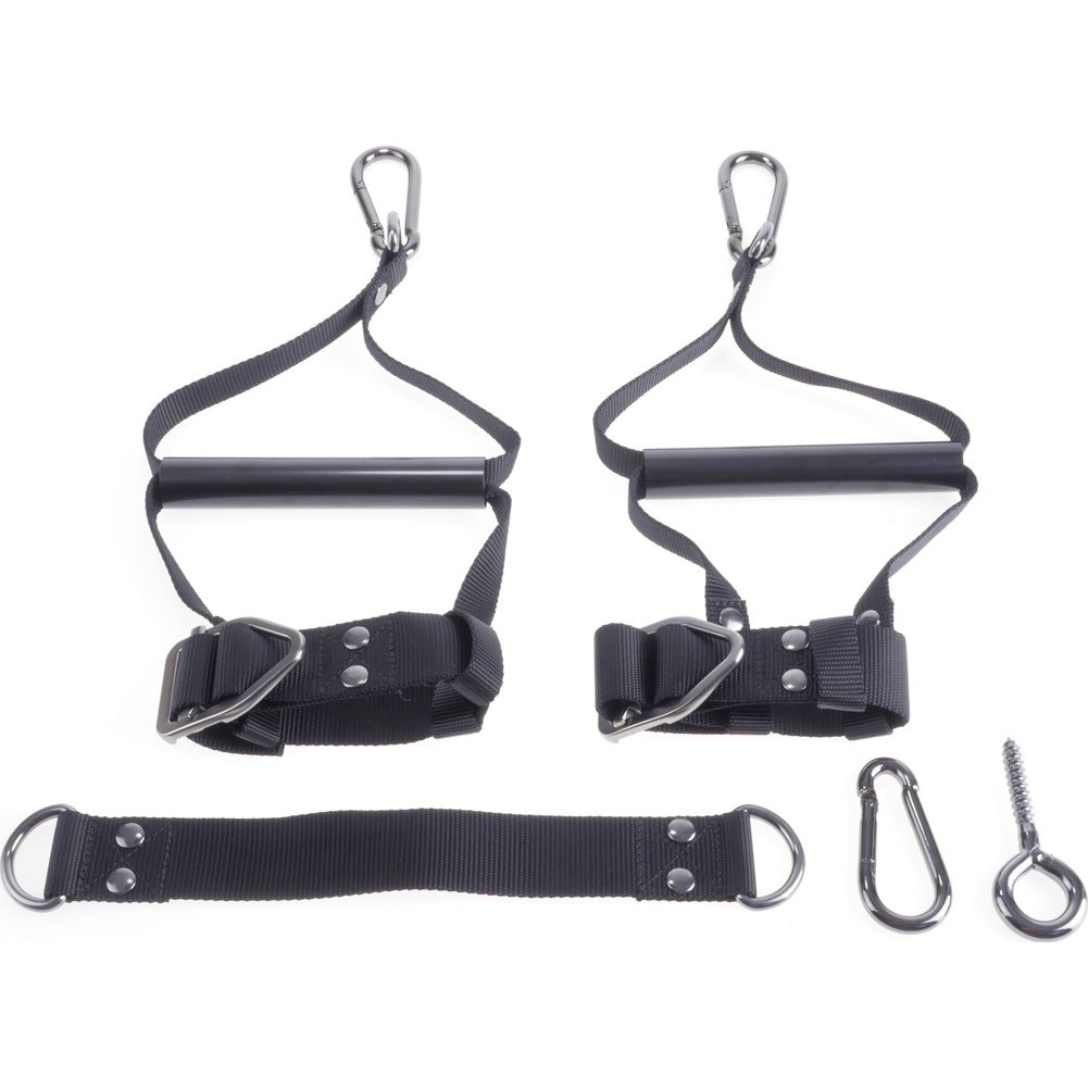 COMMAND by Sir Richards Suspension Cuff Set Black - View #3