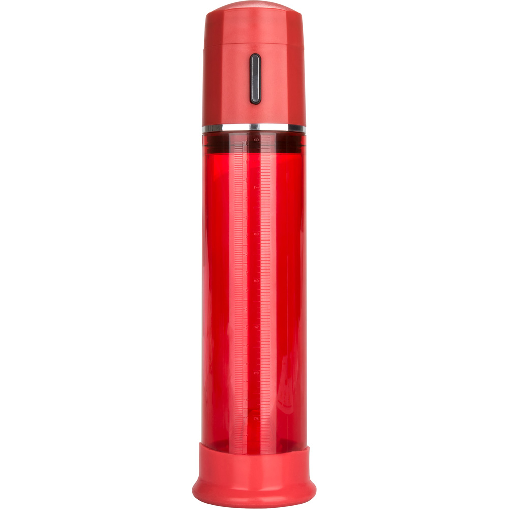 "Optimum Series Advanced Firemans Pump 8.25"" by 2.75"" Red - View #2"