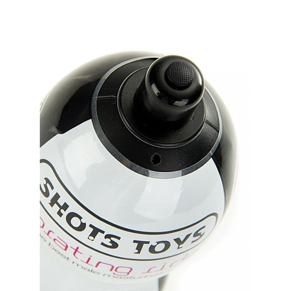 "Vibrating Rider Pussy Stroker by Shots Toys 7"" Ivory - View #4"