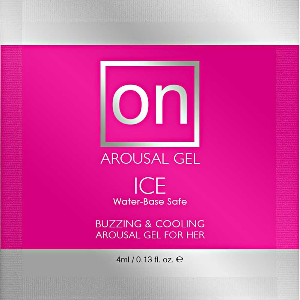 Valencia Naturals ON Arousal Gel for Her 4 mL Pink - View #1