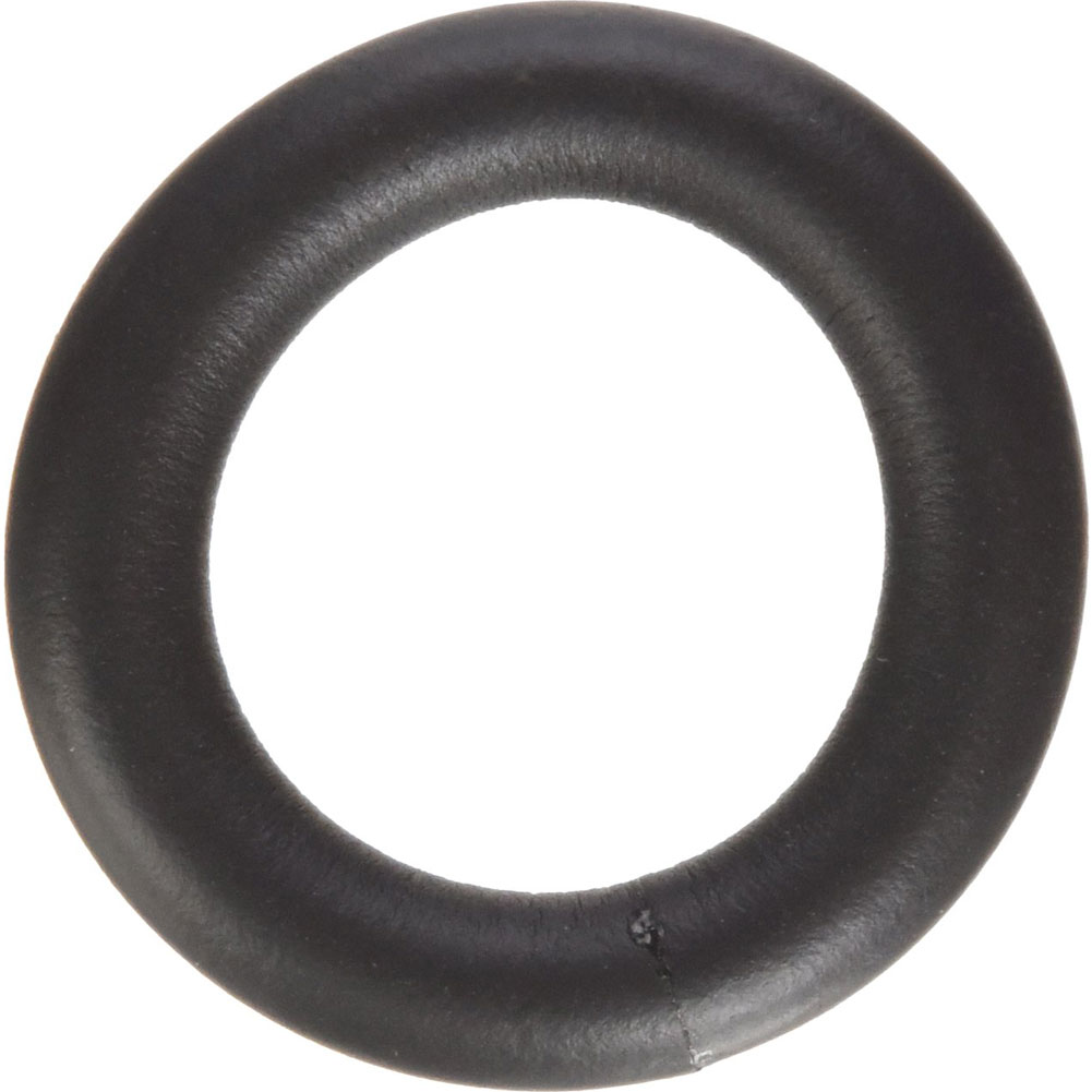 "Kinklab Thick Neoprene Cock Ring 1.75"" Classic Black - View #2"