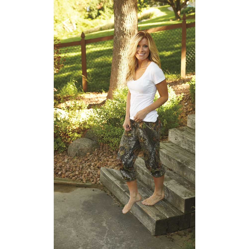 Mossy Oak Break-Up Capris XXL