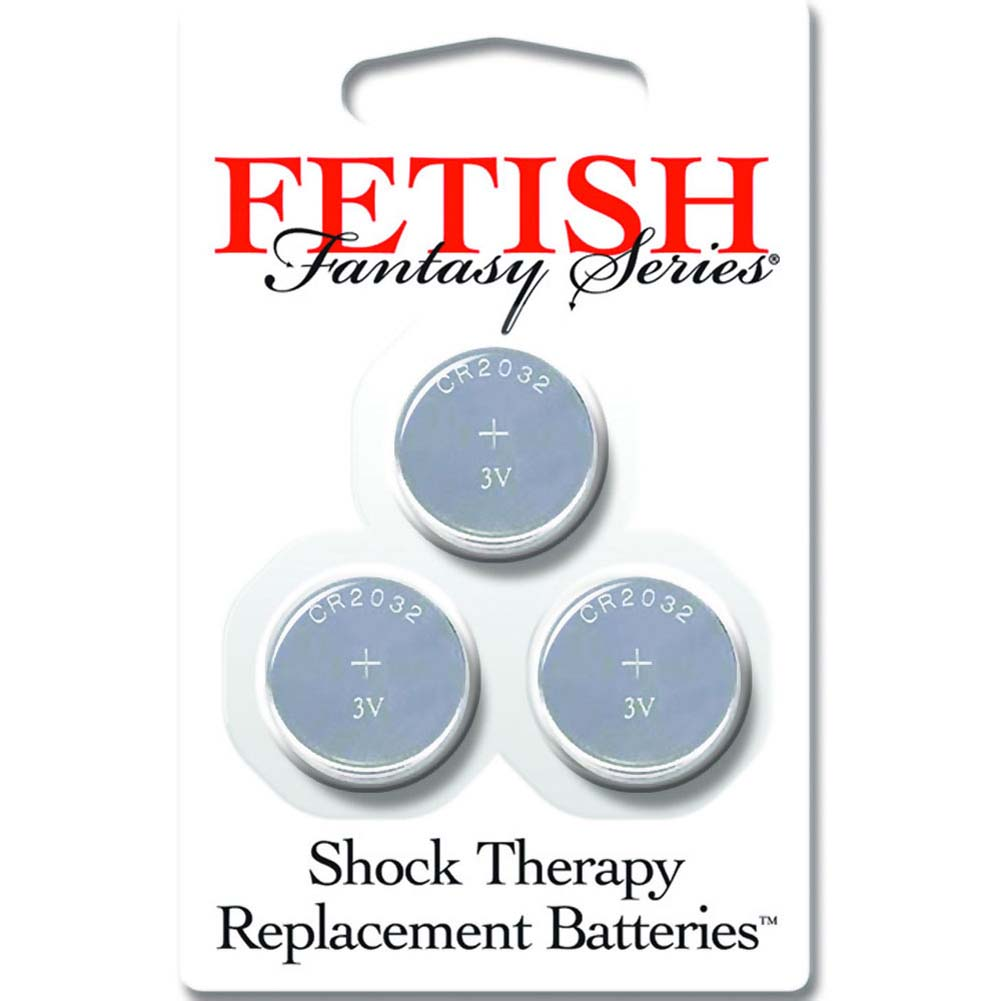 Fetish Fantasy Series Shock Therapy Replacement Batteries - View #1