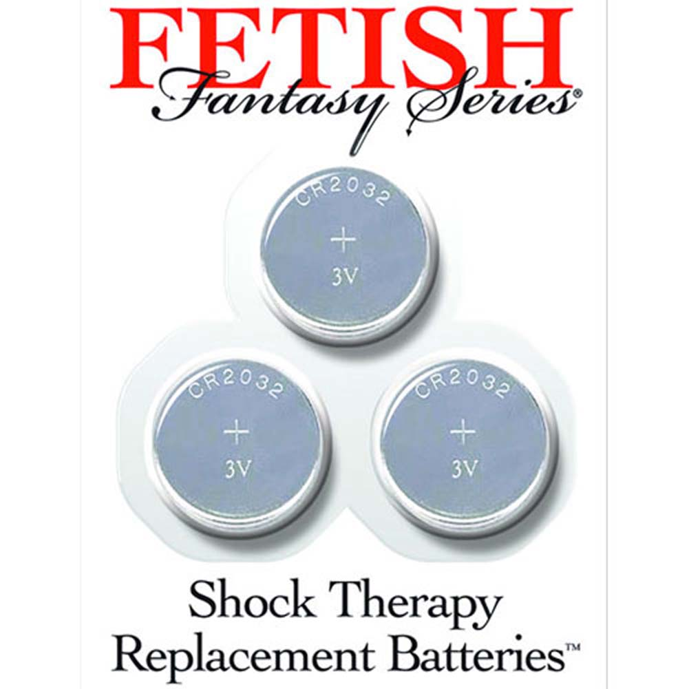 Fetish Fantasy Series Shock Therapy Replacement Batteries - View #2