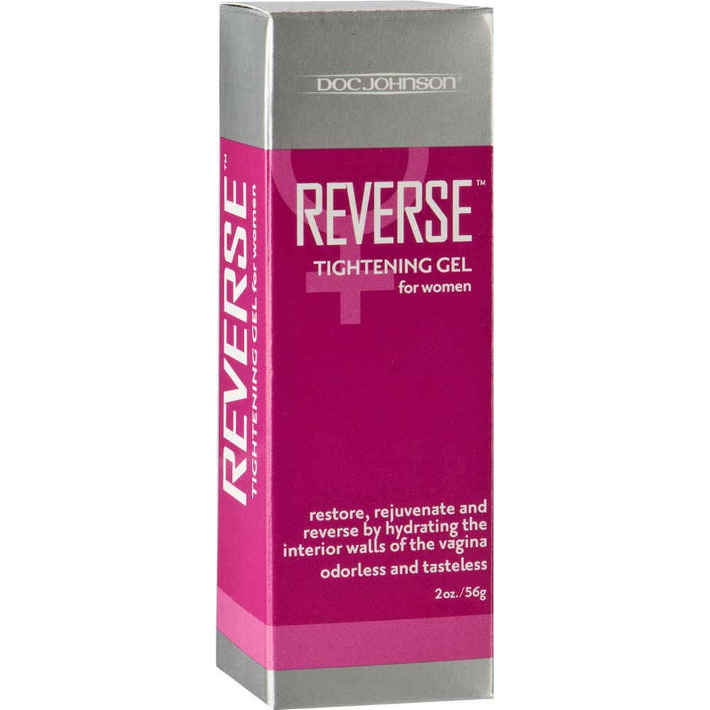 Doc Johnson Reverse Vaginal Tightening Gel for Women 2 Ounce 56 G Boxed - View #2