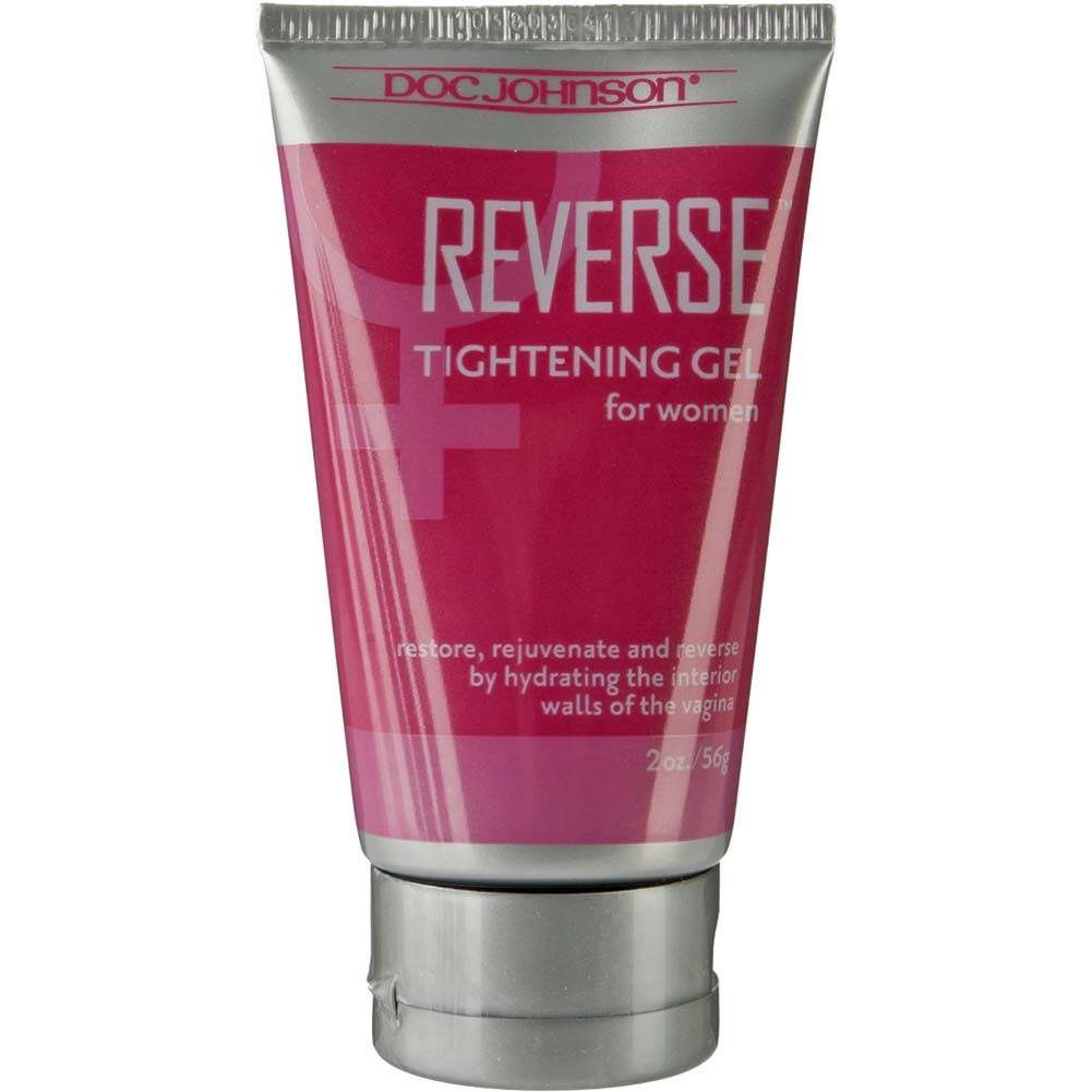 Doc Johnson Reverse Vaginal Tightening Gel for Women 2 Ounce 56 G Boxed - View #3