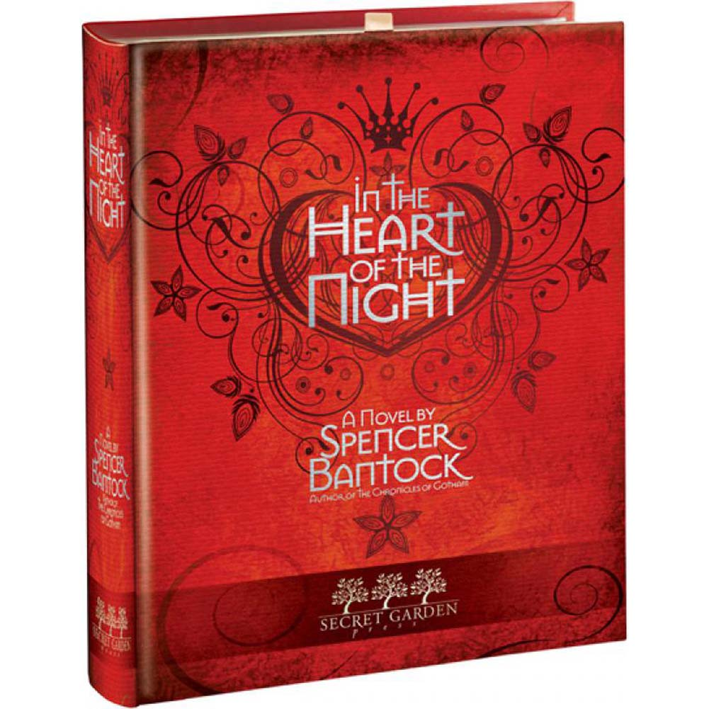 Book Smart In The Heart of The Night Hidden Sex Toy Kit in a Magnetic Book - View #1