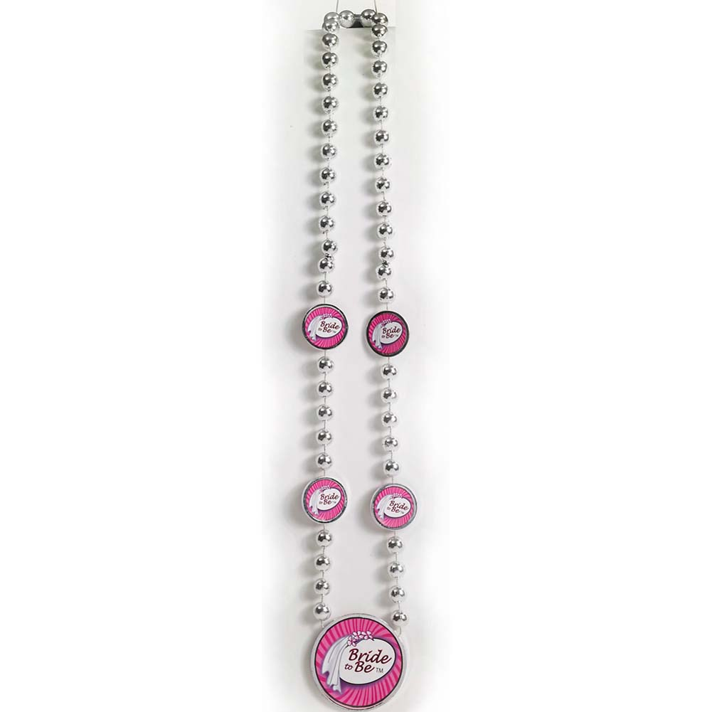 Bride To Be Message Beads - View #2