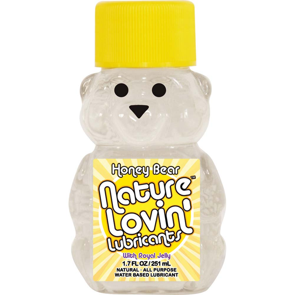 Nature Lovin Honey Bear Personal Lubricant with Royal Jelly 1.7 Fl.Oz 51 mL - View #1