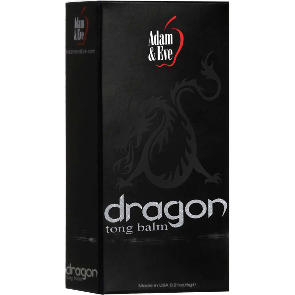 Adam and Eve Dragon Tong Delaying Balm 0.25 Ounce 6 Gram - View #2