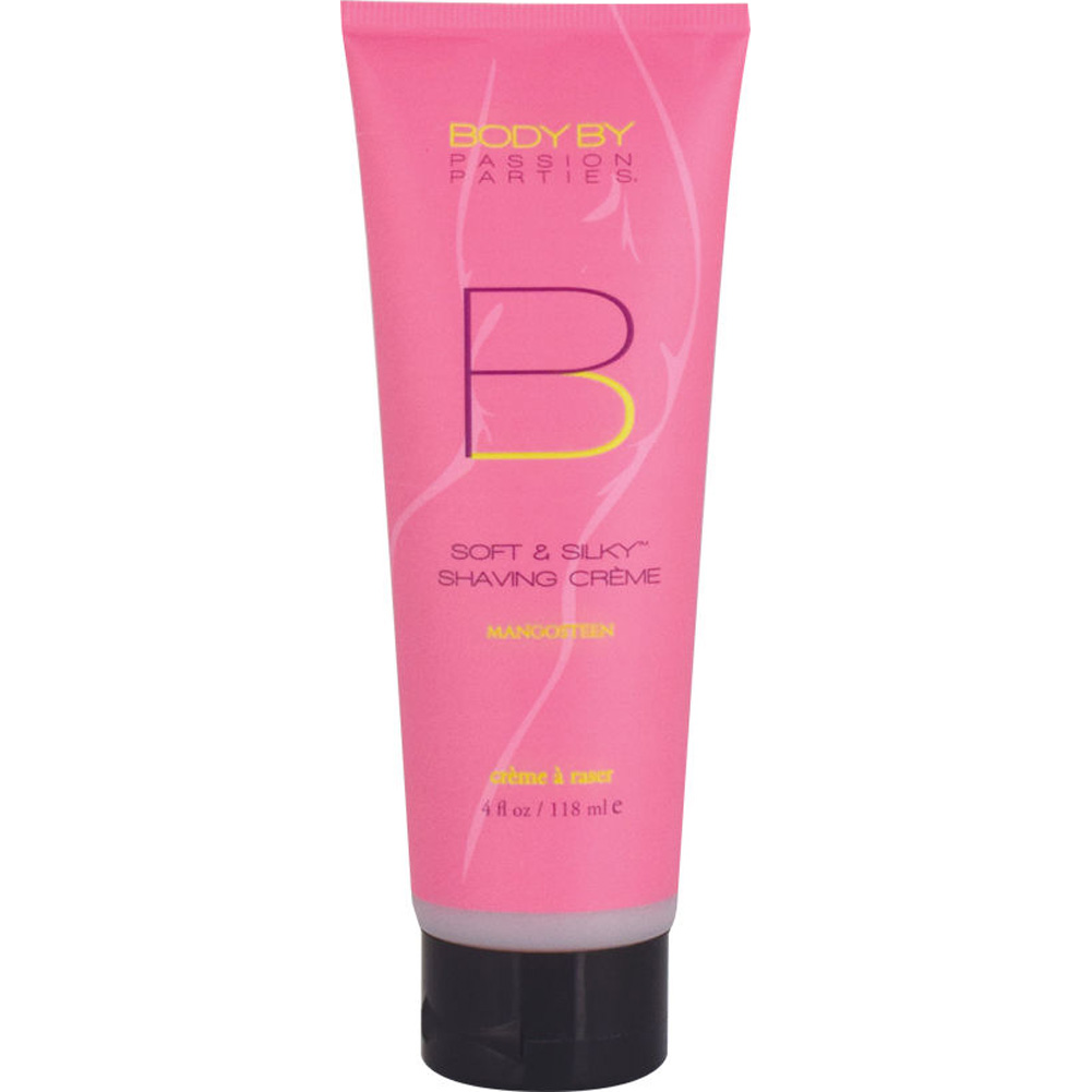 Passion Parties Body Soft and Silky Shaving Creme 4 Fl.Oz 118 mL Mangosteen - View #2
