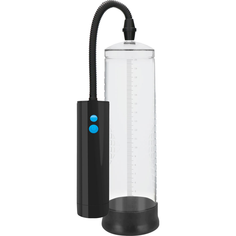 Extreme Power Rechargeable Auto Pump 9.75 by 2.75 Clear - View #2
